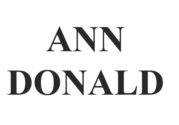 Ann Donald